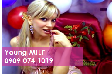 Young MILF 09090741019 Mobile Phone Sexy Chatter Line